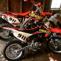 2004 Honda CRF 150F ( Brand new inside and out )