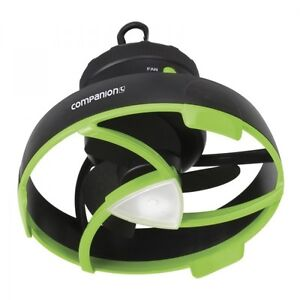 Camping-Tent-Fan-with-LED-Light-4xD-Battery-Powered-Perfect-4-Caravan-or-Boat