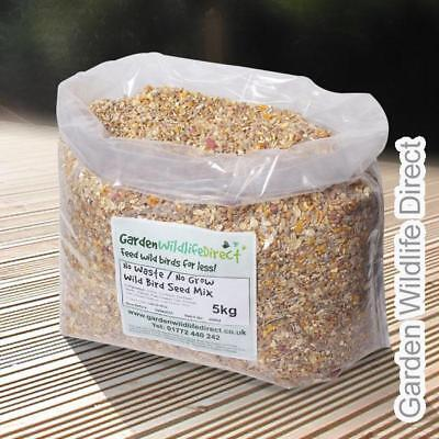 25 kg No Mess / No Waste / No Grow Wild Bird Seed Mix
