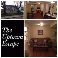 The Uptown Escape 2 bed, 2 FULL BATH