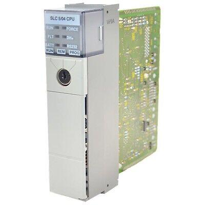1747-l542-a Allen Bradley 32k Ram Slc504 Processor Unit Slc500 --sa
