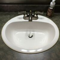 Sink AND faucet!