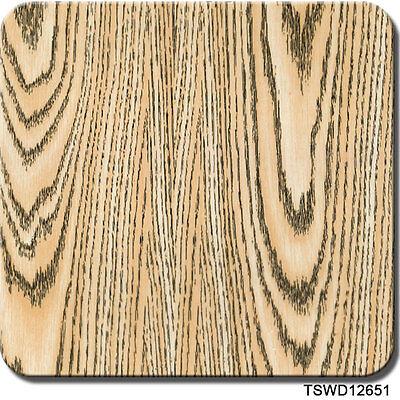 Hydrographics Film Bleach Blond Wood Grain 20 X 6.5