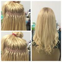 Hair services (weave per row, braids, cornrows, full head weave)