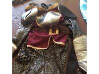 Boys knight costume