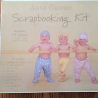 Anne Geddes scrapbooking kit