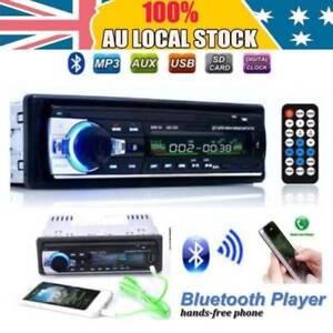 Car Radio Stereo Bluetooth 1 DIN FM USB/SD/AUX MP3 Player Head Un Doveton Casey Area Preview