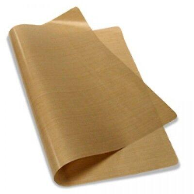 "Teflon Cover Sheet 12""X14"" 5 mils Transfer Paper Iron-On and Heat Press PTFE"