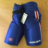Culottes hockey Bauer Pro Stock Canadiens Montréal