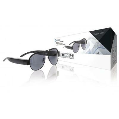 Sonnenbrille Versteckte Kamera SAS-DVRSG13 (5412810248483)