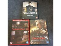 Complete taken trilogy