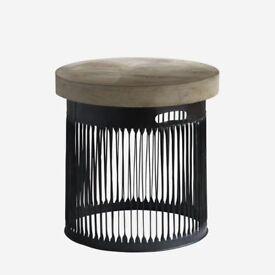 Ex Display Designer -Bhilai side table rrp £625