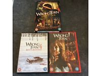 Wrong turn 1-5 collection
