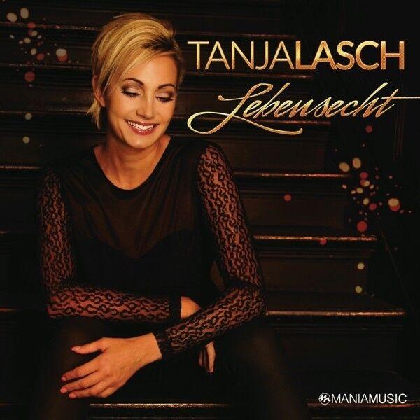 TANJA LASCH - LEBENSECHT  CD NEU