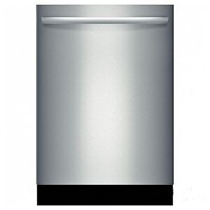 Bosch SHX43RL5UC Stainless Steel Tall Tub Built-in Dishwasher