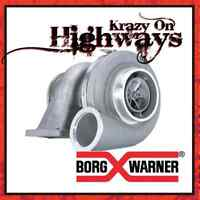 Borg Warner Stage 1 Turbo Charger