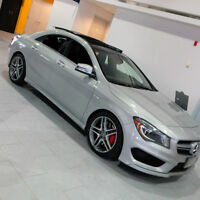 2014 Mercedes-Benz CLA45 AMG Lease take over