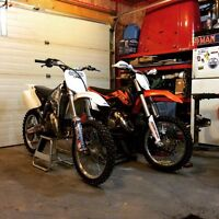 2003 yz 125 (new top/bottom end) 0hours