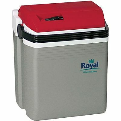 Royal 12V Thermo Electric Cool Box 20L Caravan Camping Cooler