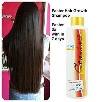 Best New Long Hair Fast Growth Shampoo Helps Your Hair to Lengthen Grow