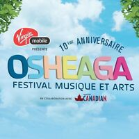 Looking for 3 day Osheaga tickets