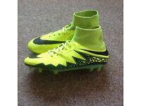 Nike hyper venom sock boots