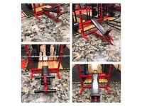Commercial incline and decline benches for sale