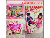 Girls Toys 2 for £15 - Xmas Bargain!!