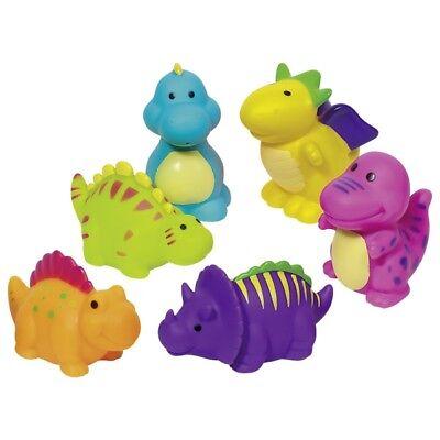 Wasserspritztier Dinosaurier Dino Spritztier Wasserspielzeug goki freie