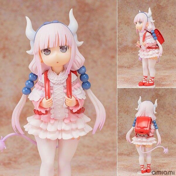 PVC Figure No box Anime Miss Kobayashi/'s Dragon Maid KannaKamui Bathrobe Ver