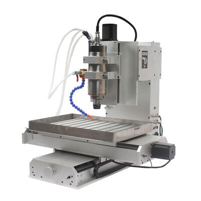 Hy-3040 5 Axis 2200 W Cnc Aluninum Router Machine For Drilling Milling Machine