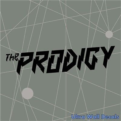 The Prodigy Logo Aufkleber Sticker Autoaufkleber Super Vollfarbe Neu 2017