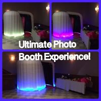 Ultimate photo booth rental