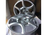 Genuine Toyota Yaris alloy wheels-5,5Jx14H2 (ET45)
