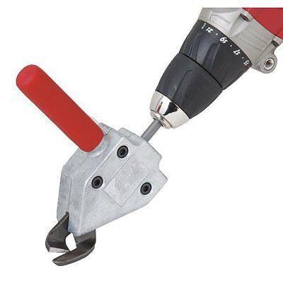 роликовые ножницы по металлу насадка на дрель