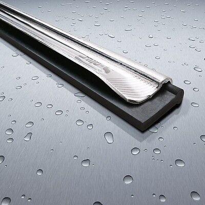 Unger UC450 S-Schiene PLUS 45 cm + Gummi soft für Fensterwischer Fensterabzieher