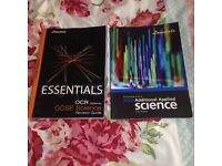 GCSE Science Revision Books