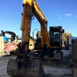 Hyundai R145CR-9 Excavator Hallam Casey Area Preview