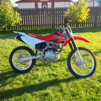 CRF 230 / TTR 125LE/ TTR 50 LE *All Have Electric Start*