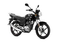Lexmoto ZSF 125cc - 2 Year Pars Warranty - Finance Available