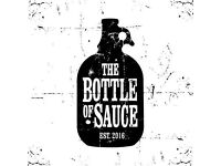 CHEF DE PARTIE - THE BOTTLE OF SAUCE - CHELTENHAM - up to £8PH + TIPS