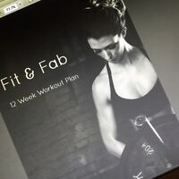 12 week workout and cardio programming SALE