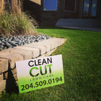 Clean Cut Lawn Care- Book Mow/Trim, Fertilizer, Weed Spray
