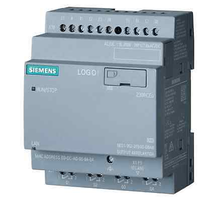 Siemens Logo 6ed1052-2fb00-0ba8 Logo 230rceo 6ed10522fb000ba8