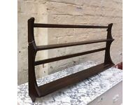 Ercol blue label plate rack