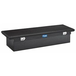 UWS Black truck tool box for sale.