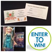 Enter to Win!!