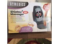 Homedics shiatsu massager