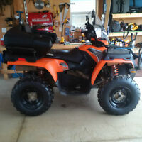 Forsale 2012 polaris sportsman 500 H.O. limited edition