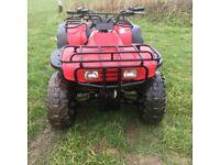 Honda trx 300 4x4 farm quad 4wd